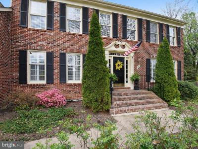 Alexandria Single Family Home For Sale: 7713 Midday Lane