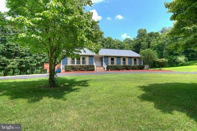 Sunderland Single Family Home For Sale: 541 Claggett Road