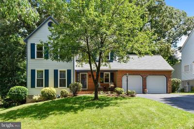 Millersville Single Family Home For Sale: 504 White Horse Court