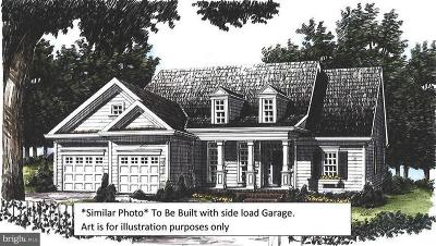 Culpeper Single Family Home For Sale: Covington Home Place Lot 46