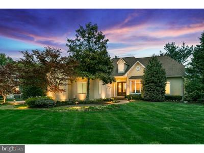 Moorestown Single Family Home For Sale: 634 New Albany Road