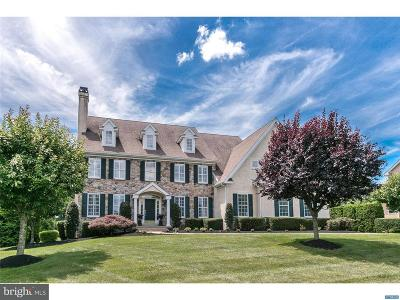 Kennett Square Single Family Home For Sale: 129 Forest Drive