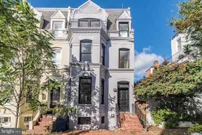 Georgetown Single Family Home For Sale: 1414 29th Street NW