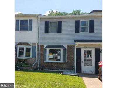 East Greenville PA Townhouse For Sale: $104,000