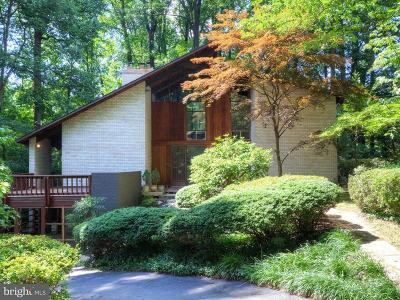 Annandale Single Family Home For Sale: 8202 Hillcrest Road