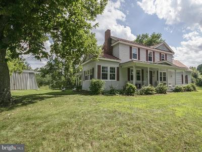Caroline County Single Family Home For Sale: 15411 Beverly Run Road