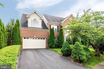Villages Of Urbana Single Family Home For Sale: 3675 Byron Court