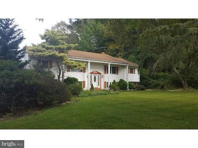 Pennington Single Family Home For Sale: 52 Poor Farm Road