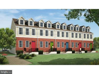 Franklin Twp Townhouse For Sale: 41 Pfeiffer Place