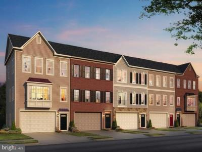 Anne Arundel County Townhouse For Sale: Resch Loop