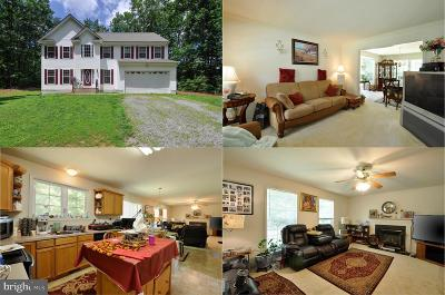 Spotsylvania Single Family Home For Sale: 9406 America Lane