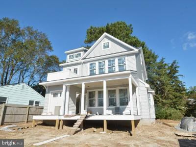 Rehoboth Beach Single Family Home For Sale: 37397 5th Street