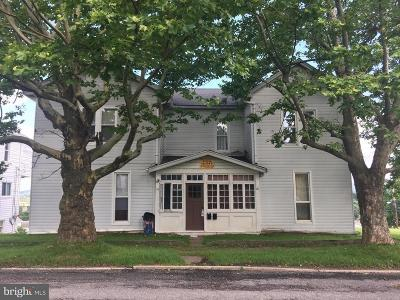Frostburg Single Family Home Under Contract: 16 Beall Street