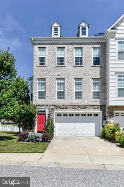 Havre De Grace Townhouse For Sale: 1689 Mohegan Drive