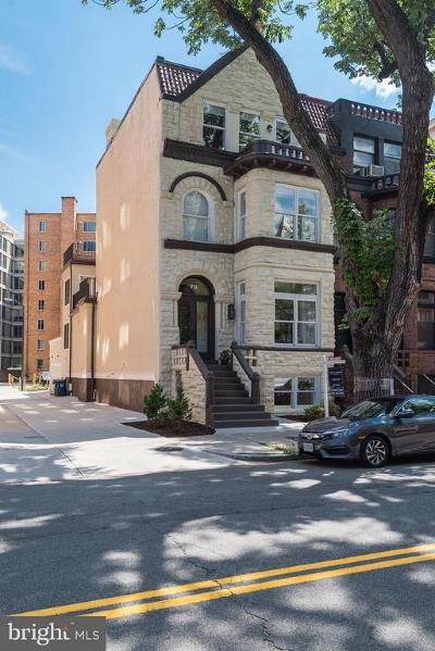 Washington DC Single Family Home For Sale: $3,295,000