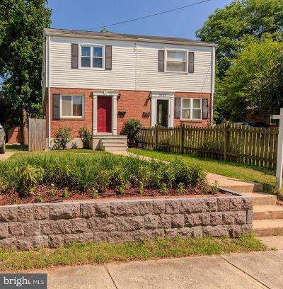 Single Family Home Active Under Contract: 5655 Fenwick Drive