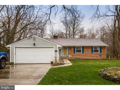 Cherry Hill Single Family Home For Sale: 305 Covered Bridge Road