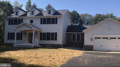 Spotsylvania Single Family Home For Sale: 11728 Post Oak Road