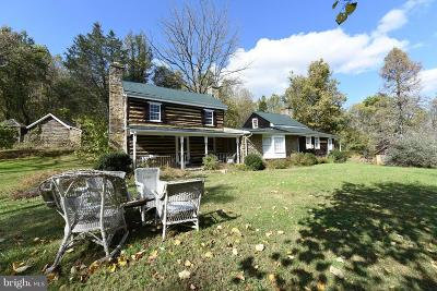 Fauquier County Single Family Home For Sale: 6075 Enon School Road