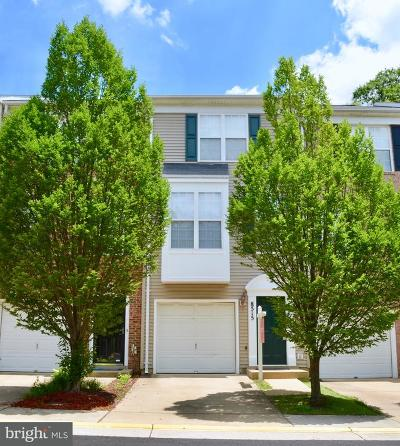 Alexandria Townhouse For Sale: 8515 Towne Manor Court