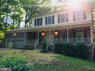 Aquia Harbour Single Family Home For Sale: 308 Battleship Cove