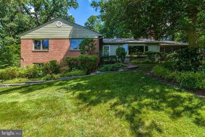 Falls Church Single Family Home For Sale: 6442 Lily Dhu Lane