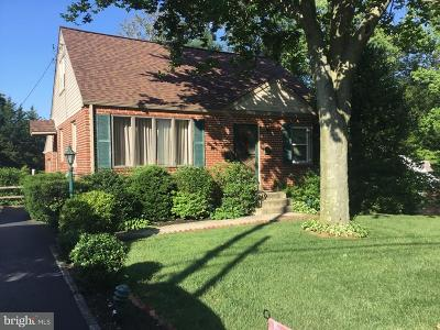 Delaware County Single Family Home For Sale: 2887 Pennview Avenue