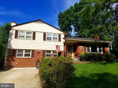Springfield Single Family Home For Sale: 7420 Flora Street