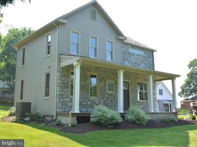 Manheim Single Family Home Active Under Contract: 2255 E Mount Hope Road