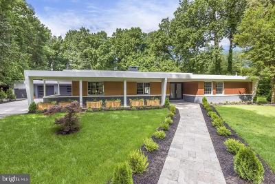 Bowie Single Family Home For Sale: 13001 Forest Drive
