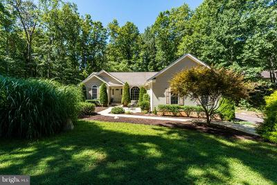 Spotsylvania Single Family Home For Sale: 11704 Bleasdell Drive