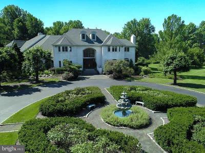Moorestown Single Family Home For Sale: 750 A Cox Road