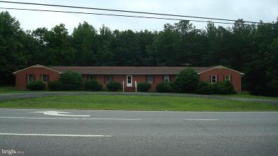 Spotsylvania Single Family Home For Sale: 9900 Courthouse Road