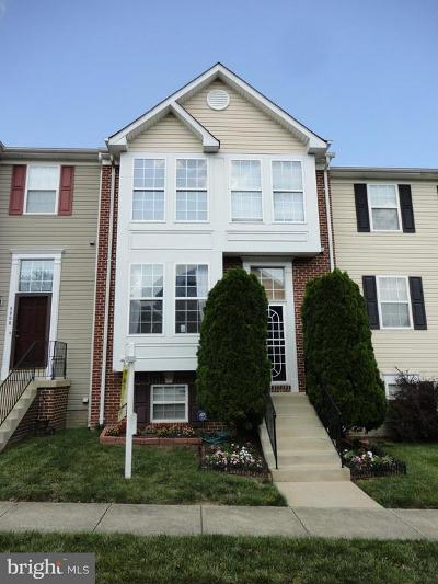 Marlton, Marlton South, Marlton Town, Marlton Town Center Townhouse For Sale: 8808 Community Square Lane