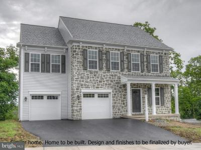 Mechanicsburg Single Family Home For Sale: 2520 Mill Road