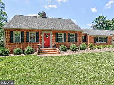 Ellicott City Single Family Home Active Under Contract: 3718 Ligon Road