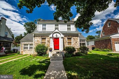 Fredericksburg Single Family Home For Sale: 1107 Kenmore Avenue