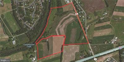 Cumberland County Residential Lots & Land For Sale: Waggoners Gap Road
