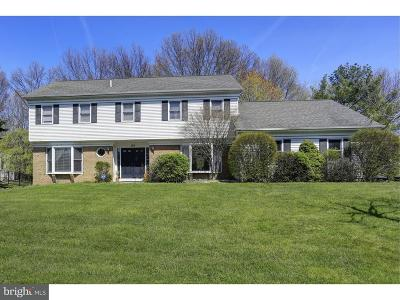 Yardley Single Family Home For Sale: 372 Sherwood Drive