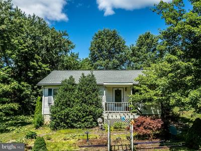 Rockingham County Single Family Home For Sale: 17207 Andrick Mill Road