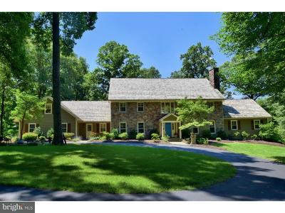 Bucks County Single Family Home For Sale: 74 Buckmanville Road