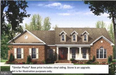 Culpeper Single Family Home For Sale: Rillhurst Drive Lot 36