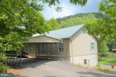Oldtown Single Family Home For Sale: 15374 Lower Town Creek Road SE