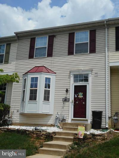 Havre De Grace Townhouse For Sale: 603 Spinnaker Way