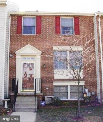 Odenton Townhouse For Sale: 2409 Warm Spring Way