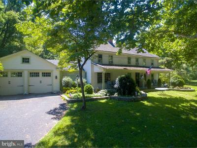 Bucks County Single Family Home For Sale: 1442 River Road