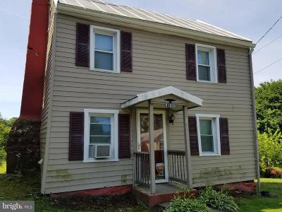 Frederick County Single Family Home For Sale: 11925 Main Street