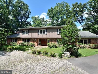 McLean Single Family Home For Sale: 1130 Daleview Drive
