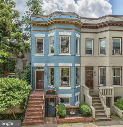 Washington DC Townhouse For Sale: $1,695,000
