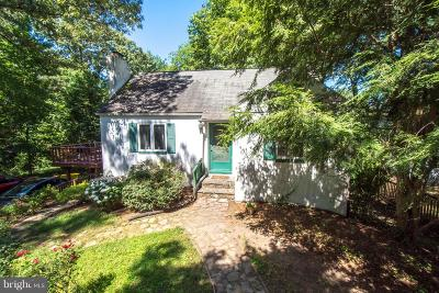 Severna Park Single Family Home For Sale: 31 Truck House Road